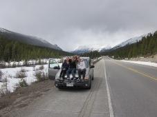 Canada Road Trip Rockies 2011