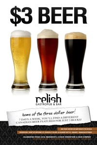 Relish beer